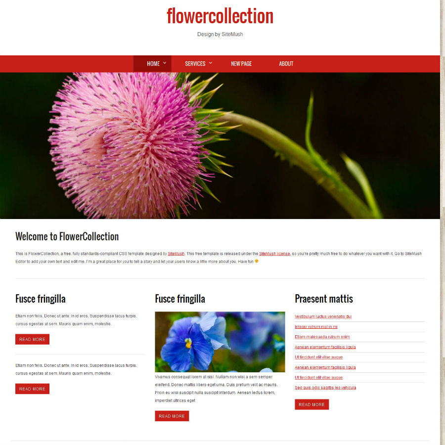 flowercollection
