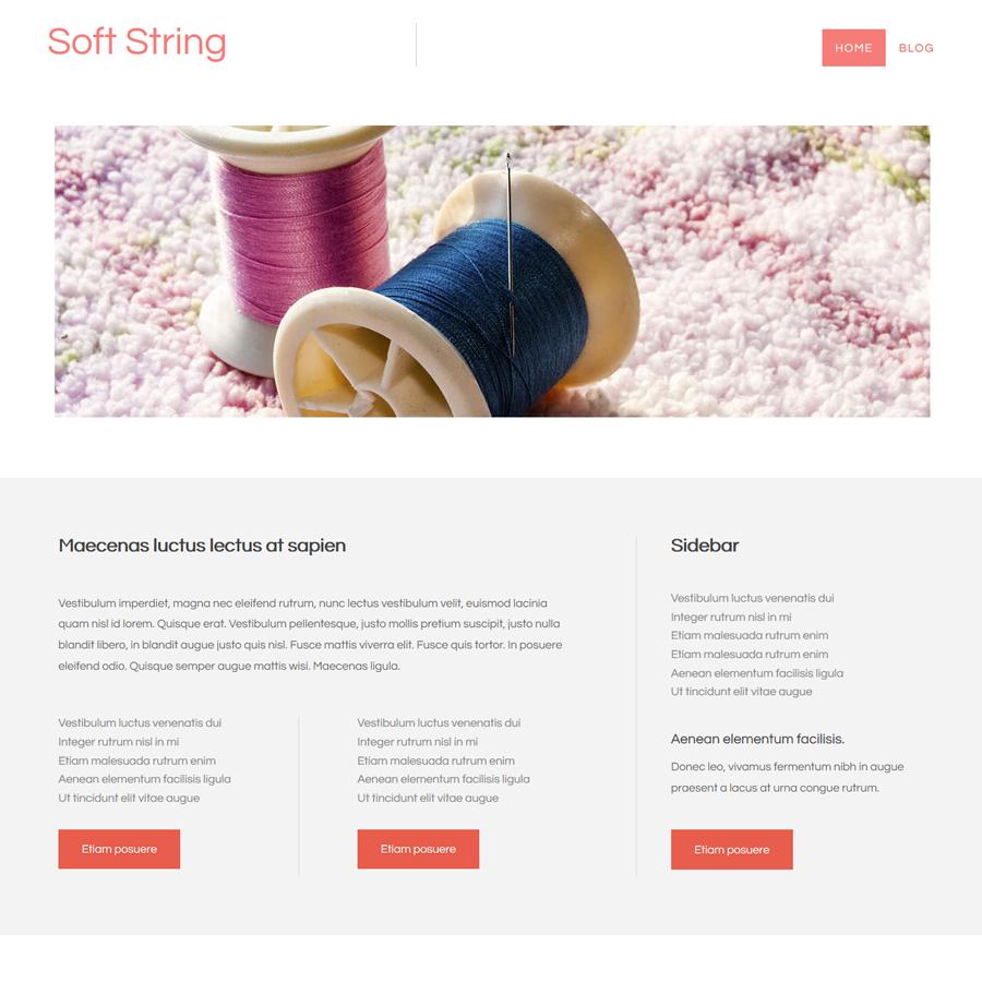 softstring